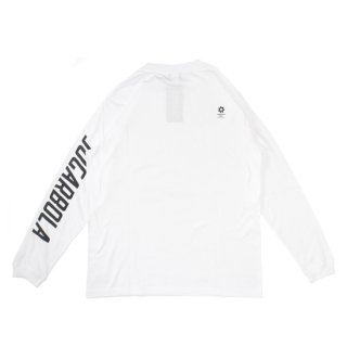<img class='new_mark_img1' src='https://img.shop-pro.jp/img/new/icons8.gif' style='border:none;display:inline;margin:0px;padding:0px;width:auto;' />SLEEVE LOGO L/S TEE - WHT