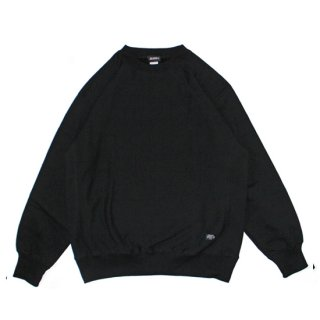 <img class='new_mark_img1' src='https://img.shop-pro.jp/img/new/icons8.gif' style='border:none;display:inline;margin:0px;padding:0px;width:auto;' />JOGARBOLA BIG LOGO CREW NECK SWEATSHIRT-BLK