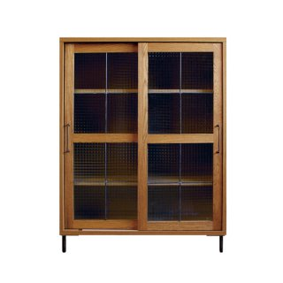 cadeal side glass cabinet lowの画像
