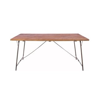 scoph work dining table 1350の画像
