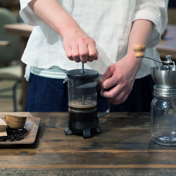 BARISTA&CO 3Cup Plunge Potの画像