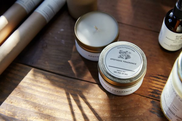 TRAVEL TIN CANDLE / Lavender Chamomileの画像