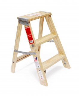 "Wood Stepladder ""Size 2""の画像"