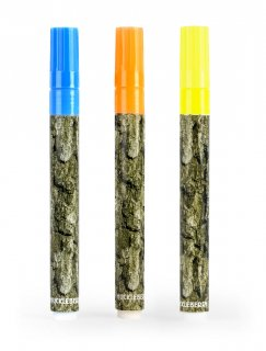 Huckleberry Chalk Markers set of 3の画像