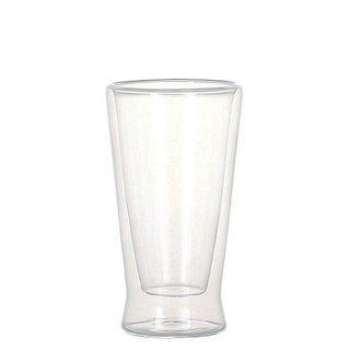 DOUBLE WALL GLASS TUMBLER ダブル ウォール グラス タンブラー 280ml の画像