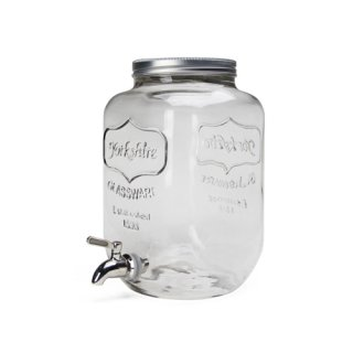 Yorkshire Mason Jar Drink Dispenserの画像