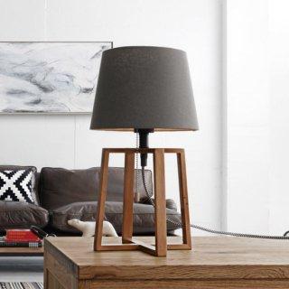 Espresso-table lamp 電球なしの画像