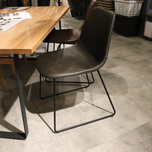 PUNISH chair [DBR]の画像