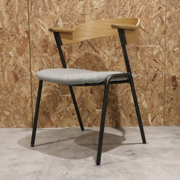 danis short arm chair NT [CGY]の画像