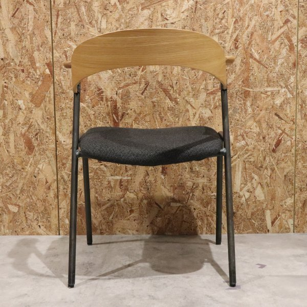 danis short arm chair NT [CMB]の画像