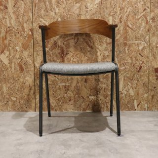 danis short arm chair BR [CGY]の画像