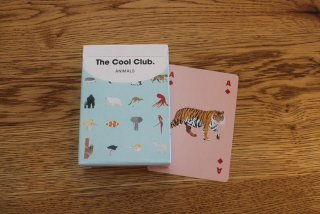 The Cool Club Cards Animals/Carsの画像