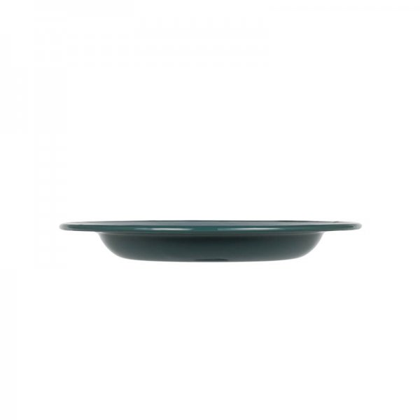 ENAMELED PLATE S GREENの画像