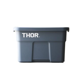 "Thor Large Totes With Lid ""22L / Gray""の画像"