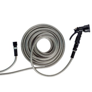STAINLESS STEEL HOSE SETの画像
