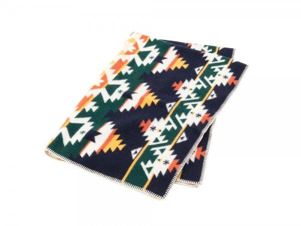 Doublesize Muchacho Blanket One Navyの画像