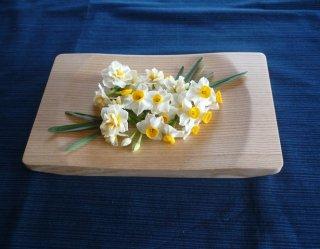 木のパン皿 〜センノキー〜