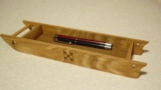 ソリデザインのペンケース(小物入れ)