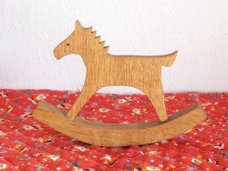ミニチュア木馬 飾り馬 小