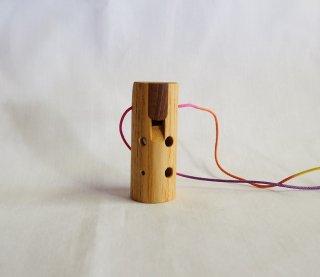 いろいろな木のオカリナ〜 タモ〜 ソプラニーノ管F管