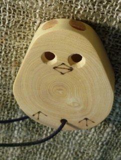 ひよこ笛 Chick whistle 〜みかん笛鳥笛シリーズ〜