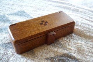 木製めがねケース