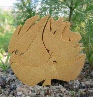 みかんの木のパズルOrangeTree Puzzle 〜みかんの木のクラフトシリーズ〜