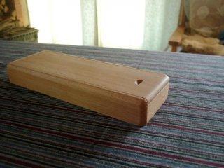 木の筆箱 ヨーロッパビーチ材(ブナ材)