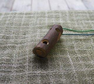 ホトトギス笛 Lesser cuckoo Whistle 〜雑木鳥笛シリーズ Bird Whistle of Various Wood〜