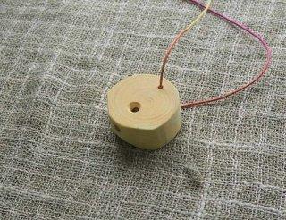 コオロギ笛Cricket whistle 〜いろいろな雑木笛シリーズ Various Wood Whistle〜