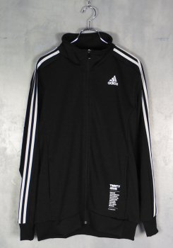 ADIDAS<br>WARM UP JERSEY JACKET<br>[新品]