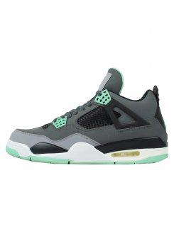 NIKE<br>AIR JORDAN 4 RETRO GREEN GLOW<br>[中古A]