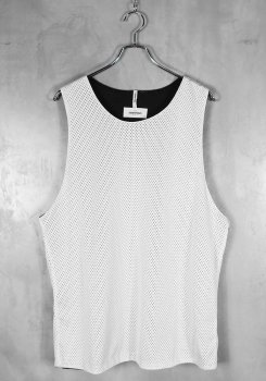 FOG ESSENTIALS<br>REVERSIBLE MESH TANK TOP<br>[中古A]