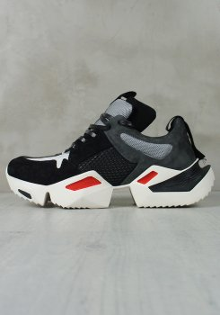 <img class='new_mark_img1' src='https://img.shop-pro.jp/img/new/icons20.gif' style='border:none;display:inline;margin:0px;padding:0px;width:auto;' />BEN TAVERNITI UNRAVEL PROJECT<br>SNEAKER<br>[中古A]