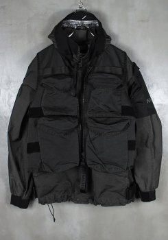 <img class='new_mark_img1' src='https://img.shop-pro.jp/img/new/icons20.gif' style='border:none;display:inline;margin:0px;padding:0px;width:auto;' />NEMEN<br>NYLON JACKET / VEST<br>[中古A]