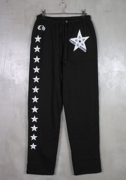 CHROME HEARTS<br>SWEAT PANTS (RESIZE)<br>[中古A]