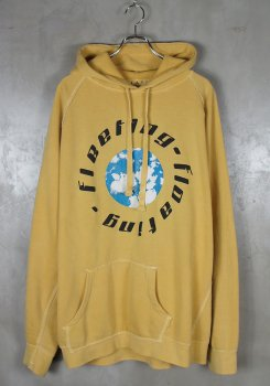 CACTUS PLANT FLEA MARKET<br>FLEETING FLOATING HOODIE<br>[中古A]