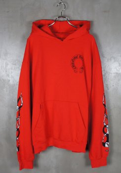 CHROME HEARTS<br>FLAG HOODIE<br>[中古A]