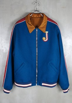 <img class='new_mark_img1' src='https://img.shop-pro.jp/img/new/icons20.gif' style='border:none;display:inline;margin:0px;padding:0px;width:auto;' />JUST DON<br>REVERSIBLE ISLANDERS JACKET<br>[中古S]