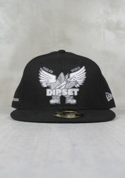 NEWERA<br>DIPSET FITTED CAP<br>[中古A]