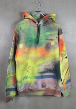 SUPREME<br>RAMMELLZEE HOODED SWEATSHIRTS <br>[新品]