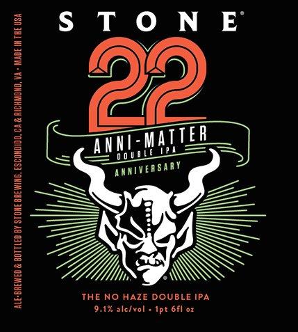 ストーン デリシャス 22アニバーサーリーダブルipa stone stone 22nd