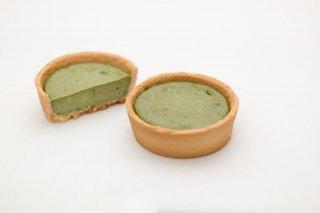 こくとろ〜り チーズタルト(抹茶)【冷凍配送】