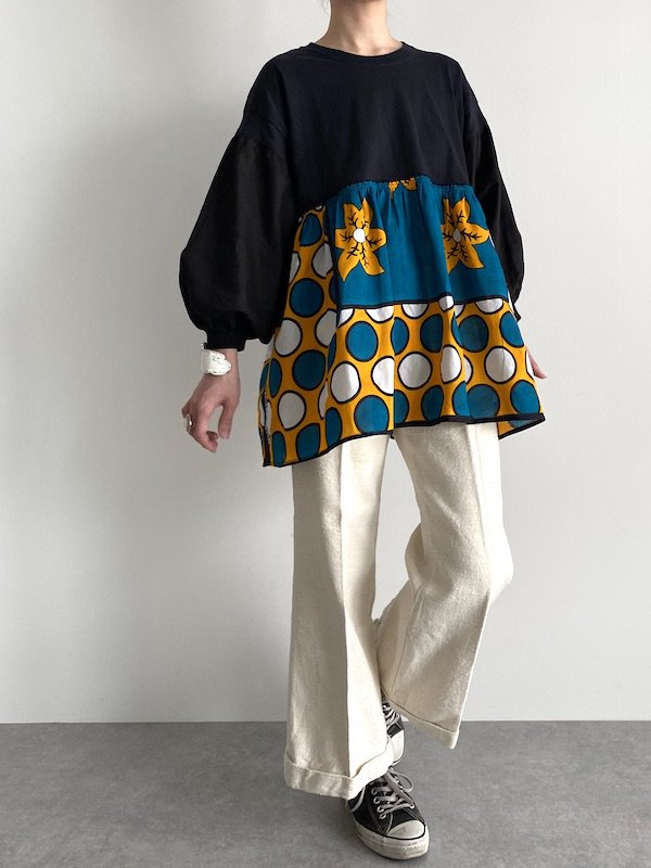 African Tunic  / アフリカン チュニック(GRN)