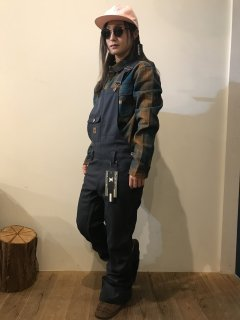 <img class='new_mark_img1' src='https://img.shop-pro.jp/img/new/icons1.gif' style='border:none;display:inline;margin:0px;padding:0px;width:auto;' />L1  women's Loretta overall