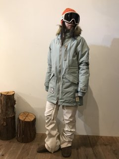 <img class='new_mark_img1' src='https://img.shop-pro.jp/img/new/icons1.gif' style='border:none;display:inline;margin:0px;padding:0px;width:auto;' />L1   women's fairbanks jacket