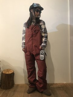 <img class='new_mark_img1' src='https://img.shop-pro.jp/img/new/icons1.gif' style='border:none;display:inline;margin:0px;padding:0px;width:auto;' />AriBlaster women's hot bib pant