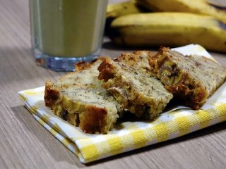 Banana Nut Bread 【〒】