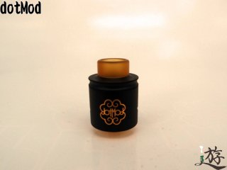 dot RDA 24 Black×GoldLOGO (BF対応)