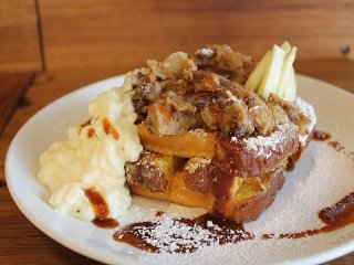 Southern Bread Pudding 【〒】